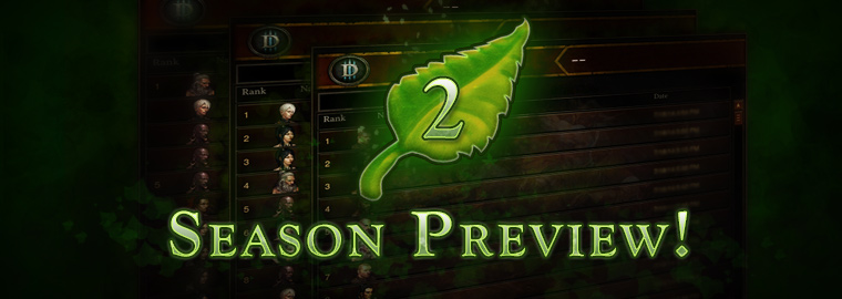 First Look: Season 2