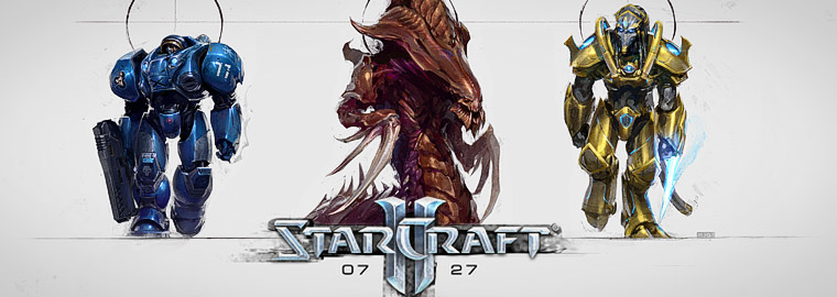 A Third Birthday Celebration for StarCraft II