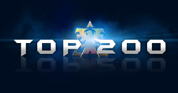 StarCraft II Top 200