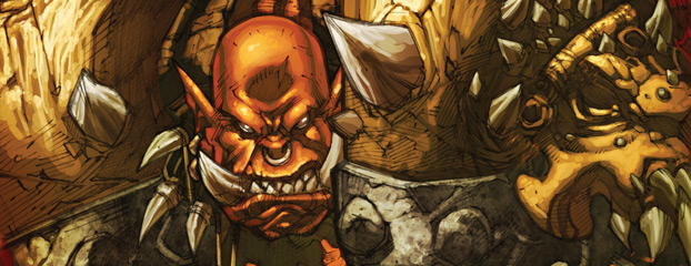 Leaders of the Alliance and Horde Part 1 - Garrosh