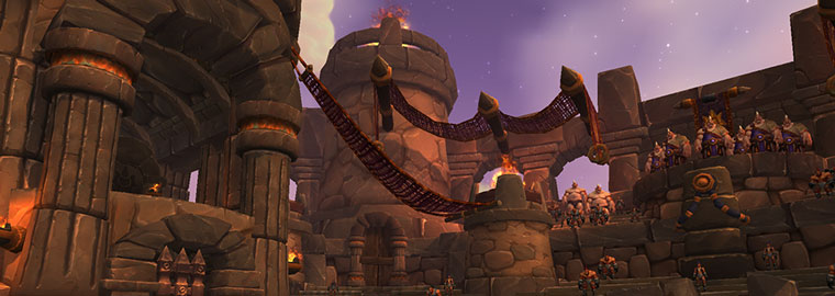 Warlords of Draenor: Journey into Highmaul
