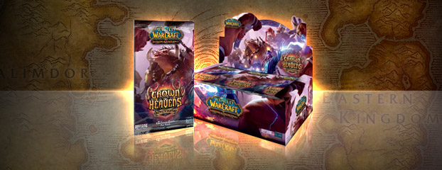 Aftermath: Crown of the Heavens Expansion for WoW TCG