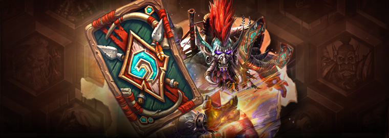 Hearthstone® July 2015 Ranked Play Season – Darkspear Delight!
