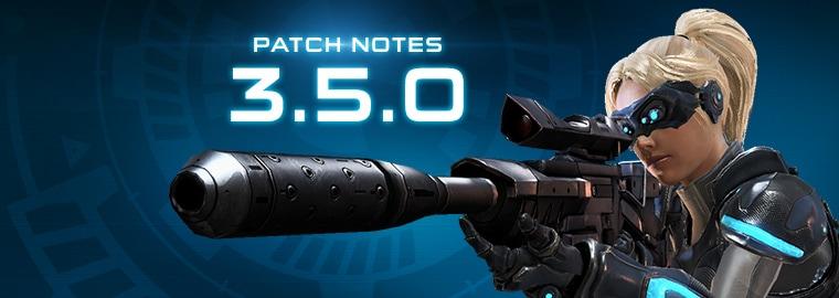 《星海爭霸II:虛空之遺》3.5.0 版更新檔說明