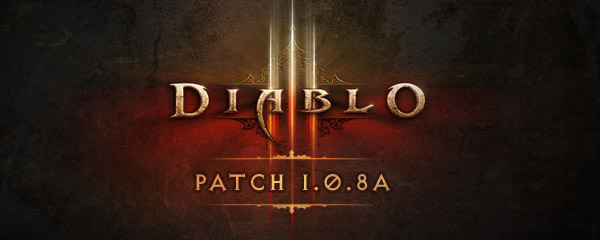 Patch 1.0.8a Now Live