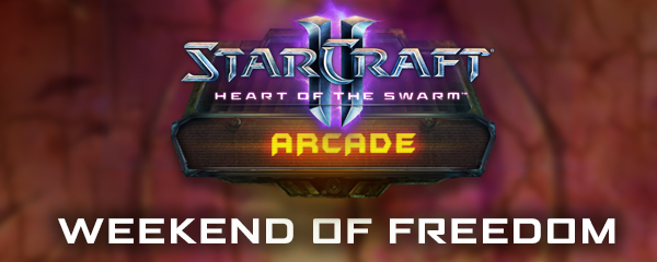 Resultados: Weekend of Freedom del Arcade
