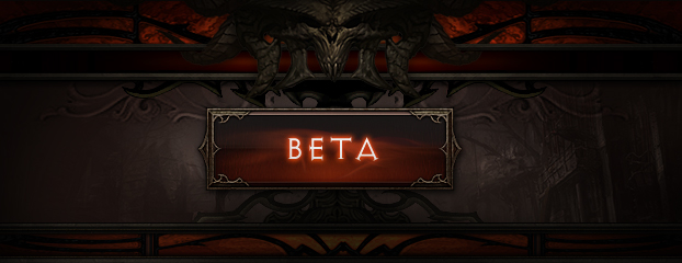 The Diablo III Beta Is Now Live