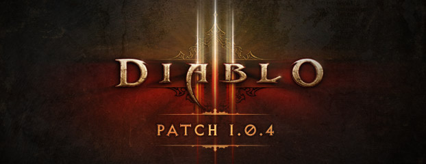 Patch 1.0.4 Now Live