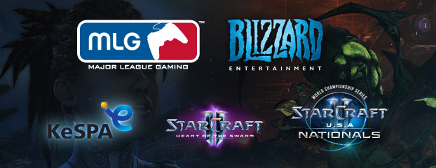USA Nationals and HotS at MLG Spring Championship