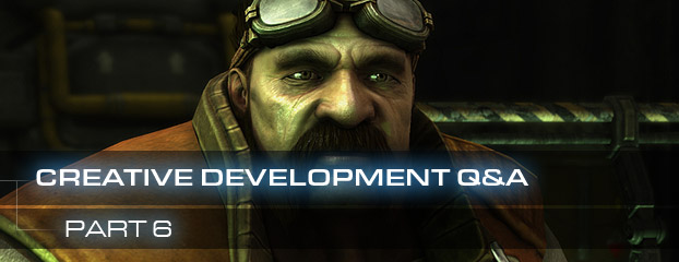 StarCraft II Creative Development Q&A - Part 6