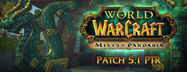 Public Test Realm Patch 5.1 - Updated: November 8