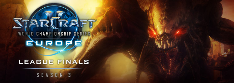 WCS Europe League Finals Live October 5 and 6