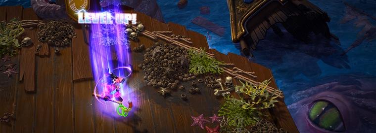 Heroes of the Storm: изменения во внутриигровом опыте