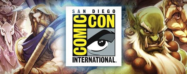 Blizzard 2013 San Diego Comic-Con Schedule