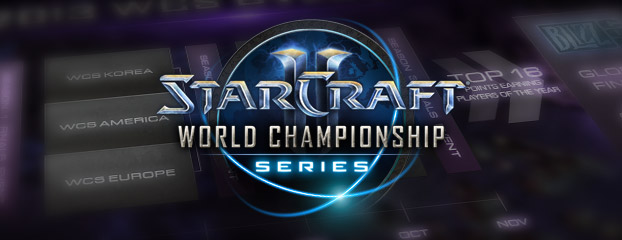 WCS 2013 Format, Players, Prizes, and Points
