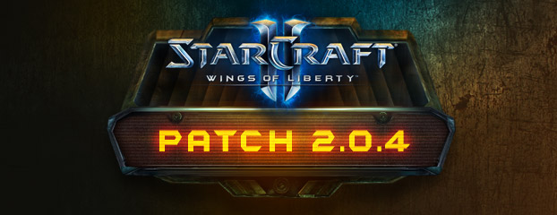 StarCraft II: Wings of Liberty Patch 2.0.4