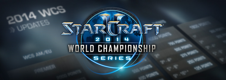 StarCraft II World Championship Series 2014