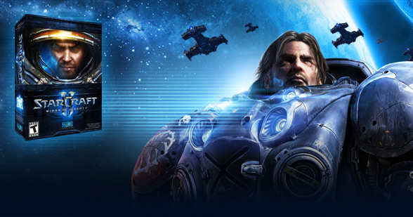 StarCraft II Demo Now Available