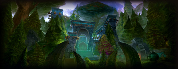 New Lore: Vol'jin Story Available!