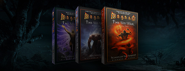 The Sin War Trilogy