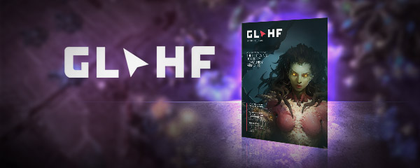GLHF Magazine Issue #4