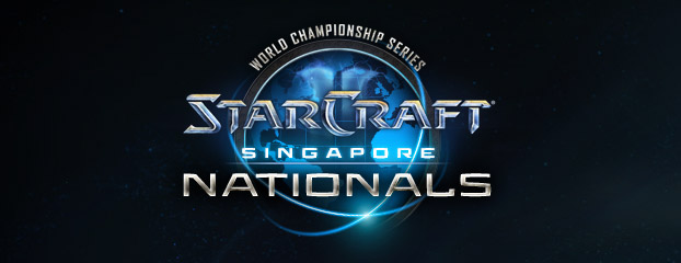 WCS Singapore Nationals this Weekend!