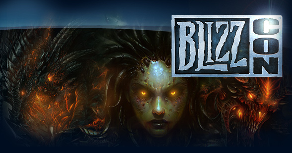BlizzCon 2011 Announced!