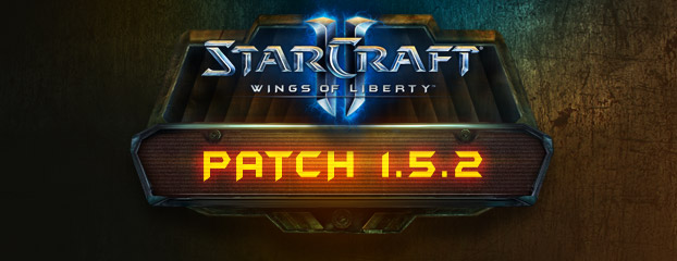 StarCraft II: Wings of Liberty – Patch 1.5.2