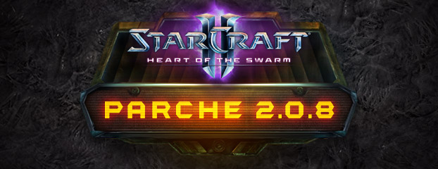 Notas del Parche 2.0.8: Heart of the Swarm