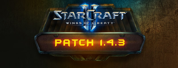 Patch 1.4.3 Now Live