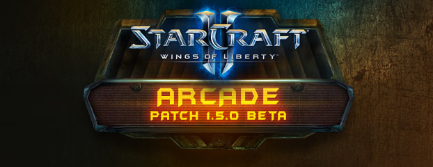 The Patch 1.5.0 Arcade has begun