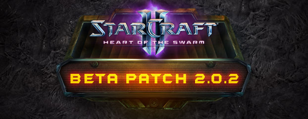 StarCraft II Heart of the Swarm Beta Patch 2.0.2