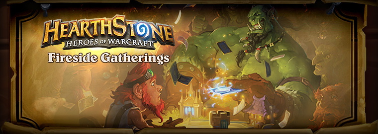 Pull Up a Chair: Introducing Fireside Gatherings