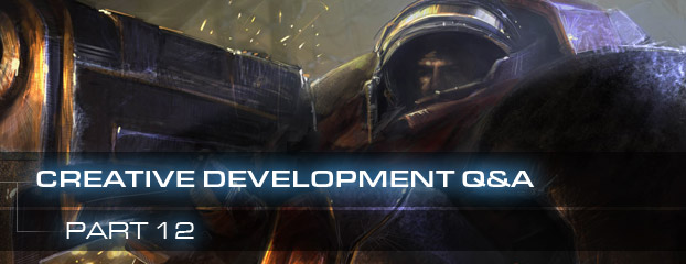 StarCraft II Creative Development Q&A - Part 12