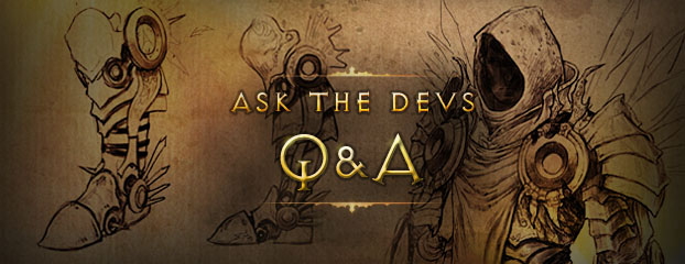 """Ask the Devs"" Q&A Series Coming Soon"