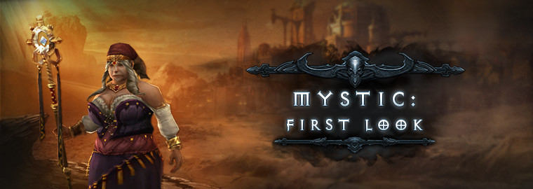 Reaper of Souls™ First Look: The Mystic