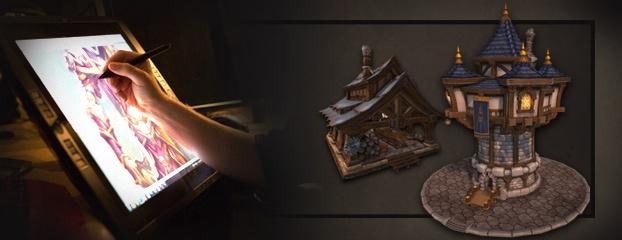 Artcraft—Building a Garrison