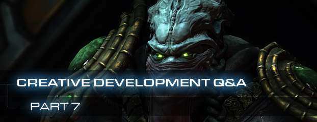 StarCraft II Creative Development Q&A - Part 7