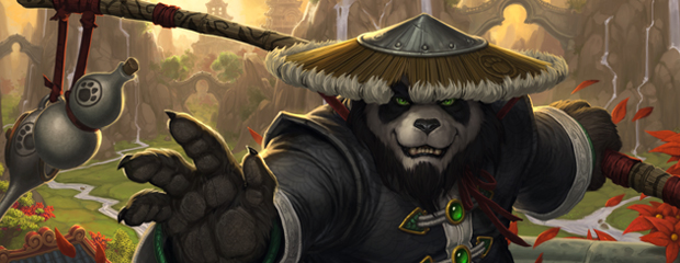 Blizzard Insider #42 -- Meet the Pandaren Monk