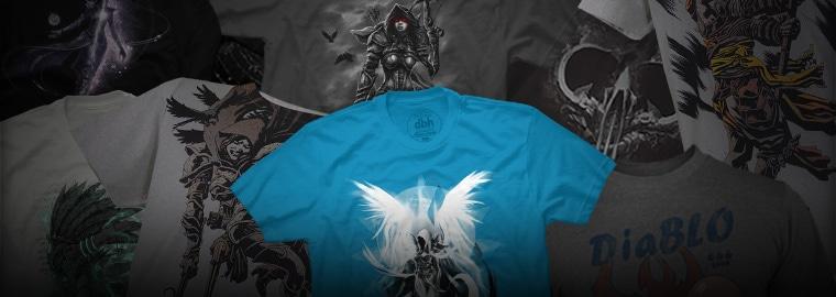 Des promotions exceptionnelles pour les vêtements Diablo !