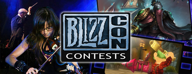 BlizzCon 2011 Online Contests Closing Soon