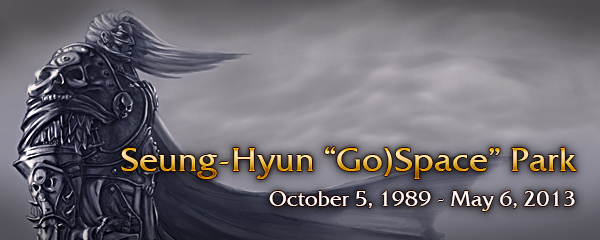 "Rest in Peace Seung-Hyun ""Go)Space"" Park"
