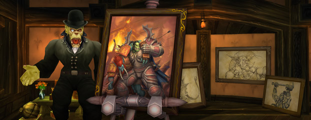 Blizzard Art Gallery Update