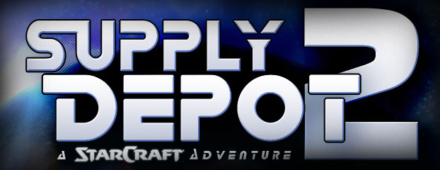 Announcing StarCraft®: Supply Depot™