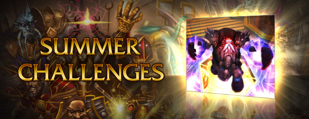 This week's challenge is: Ulduar