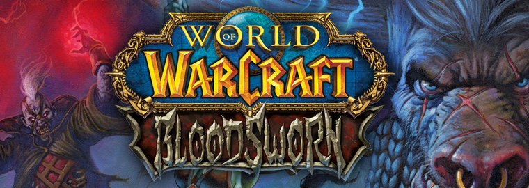 World of Warcraft: Bloodsworn Original Graphic Novel Now Available