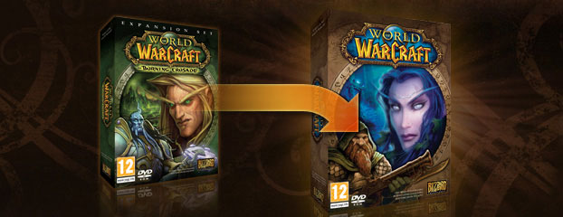 World of Warcraft and The Burning Crusade – Together at Last!