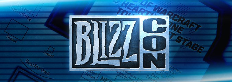 BlizzCon® 2013 Map and Schedule