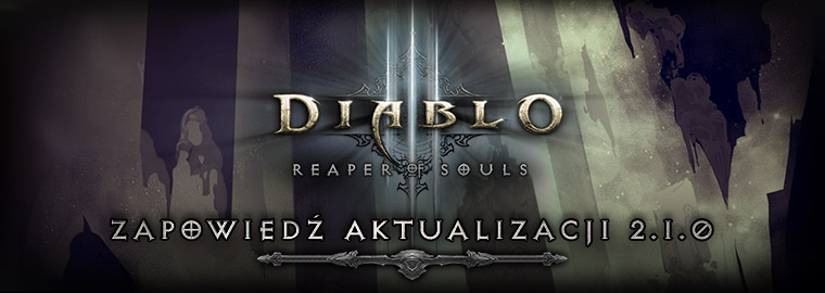 Patch Diablo 3 Reaper of Souls 2.1