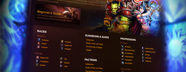 The World of Warcraft Community Site Just Got Better